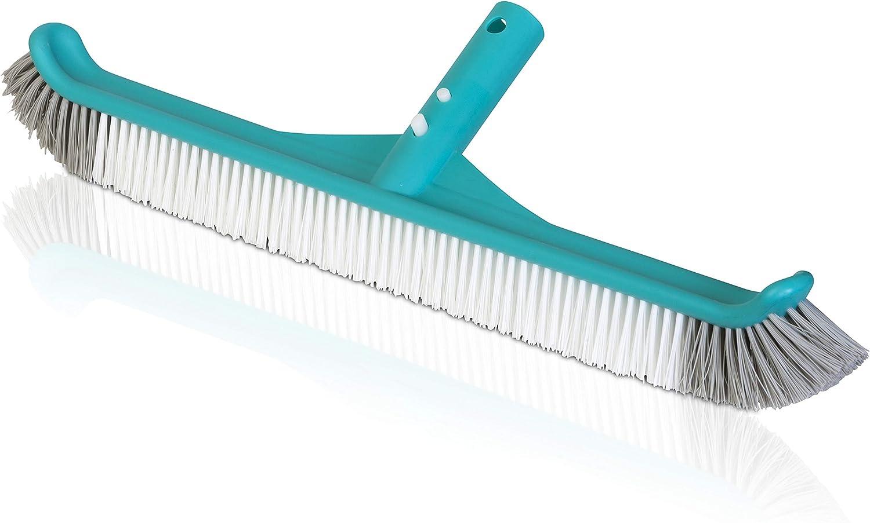 Gre 40041N - Cepillo para Limpiar Fondo y Paredes de Piscina, 45 cm