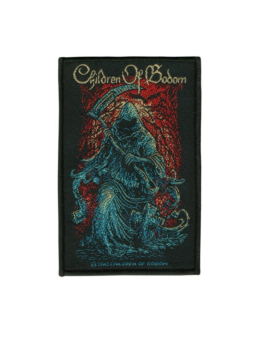 Children of Bodom - Reaper COB Patch Black