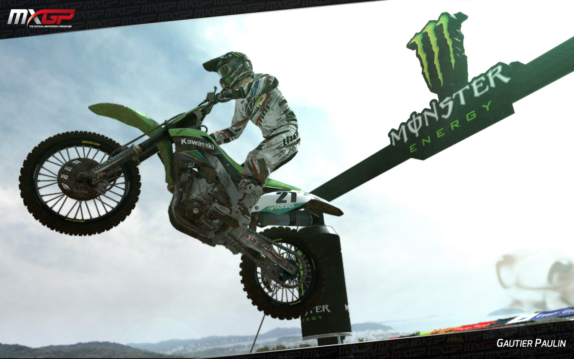 MXGP 14: The Official Motocross Videogame by Bandai (Image #5)