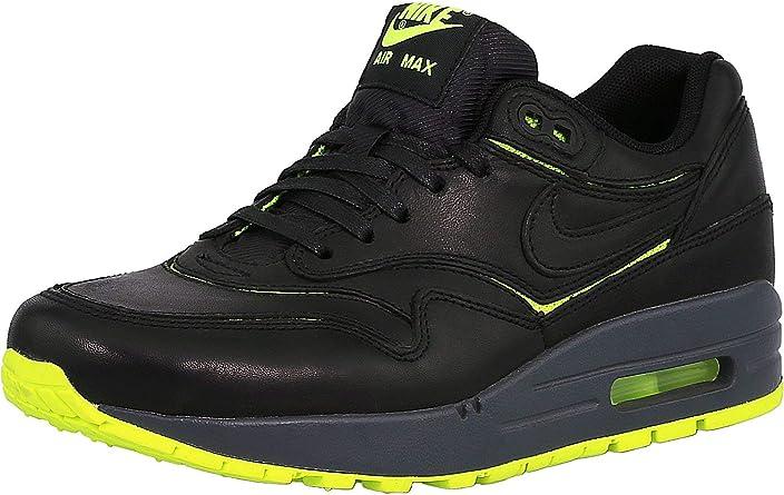 Nike Air Max 1 Cut Out Premium Womens Fashion Sneakers 644398