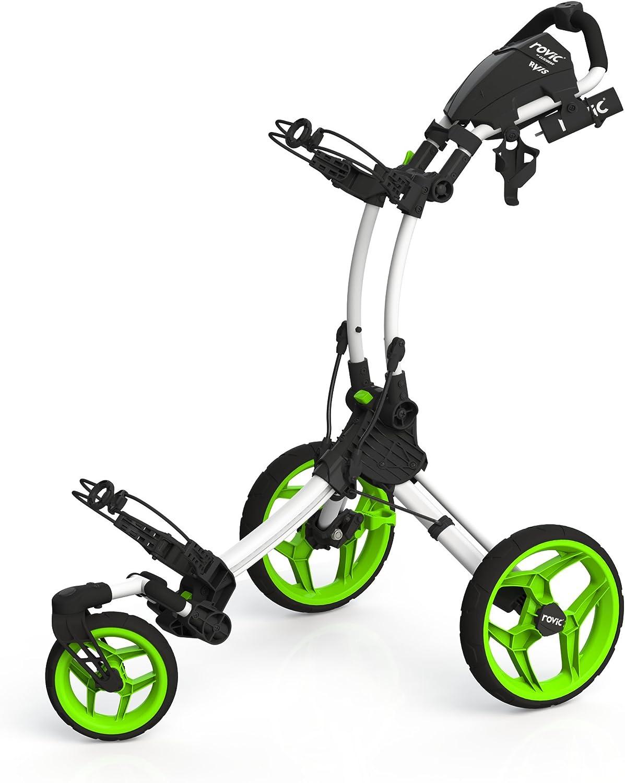 Clicgear Rv3F Rv1s pivotant Chariot de Golf