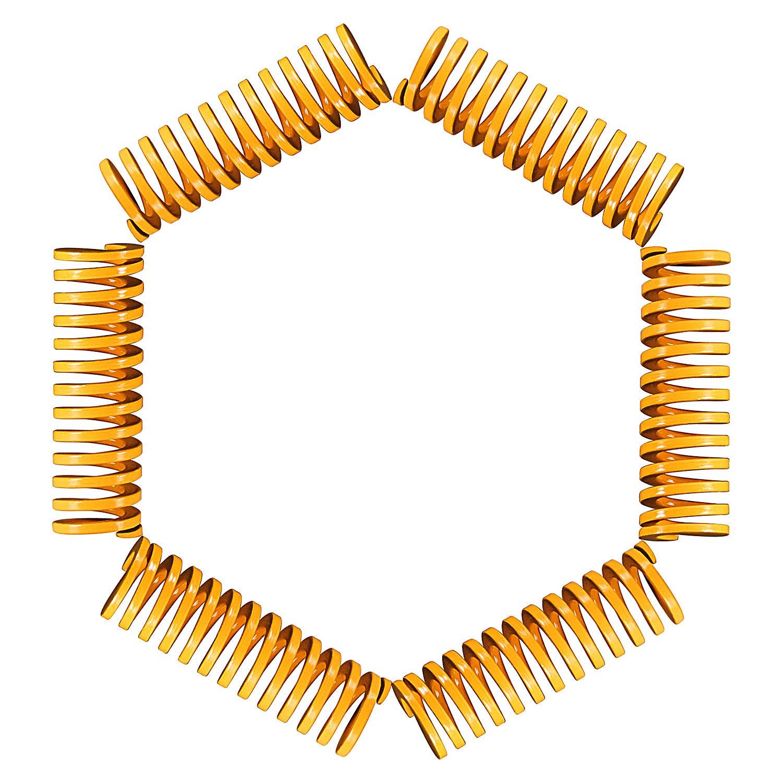 3D-Drucker Zubeh/ör Kompressionsfedern 12 St/ück 3D-Druckfeder