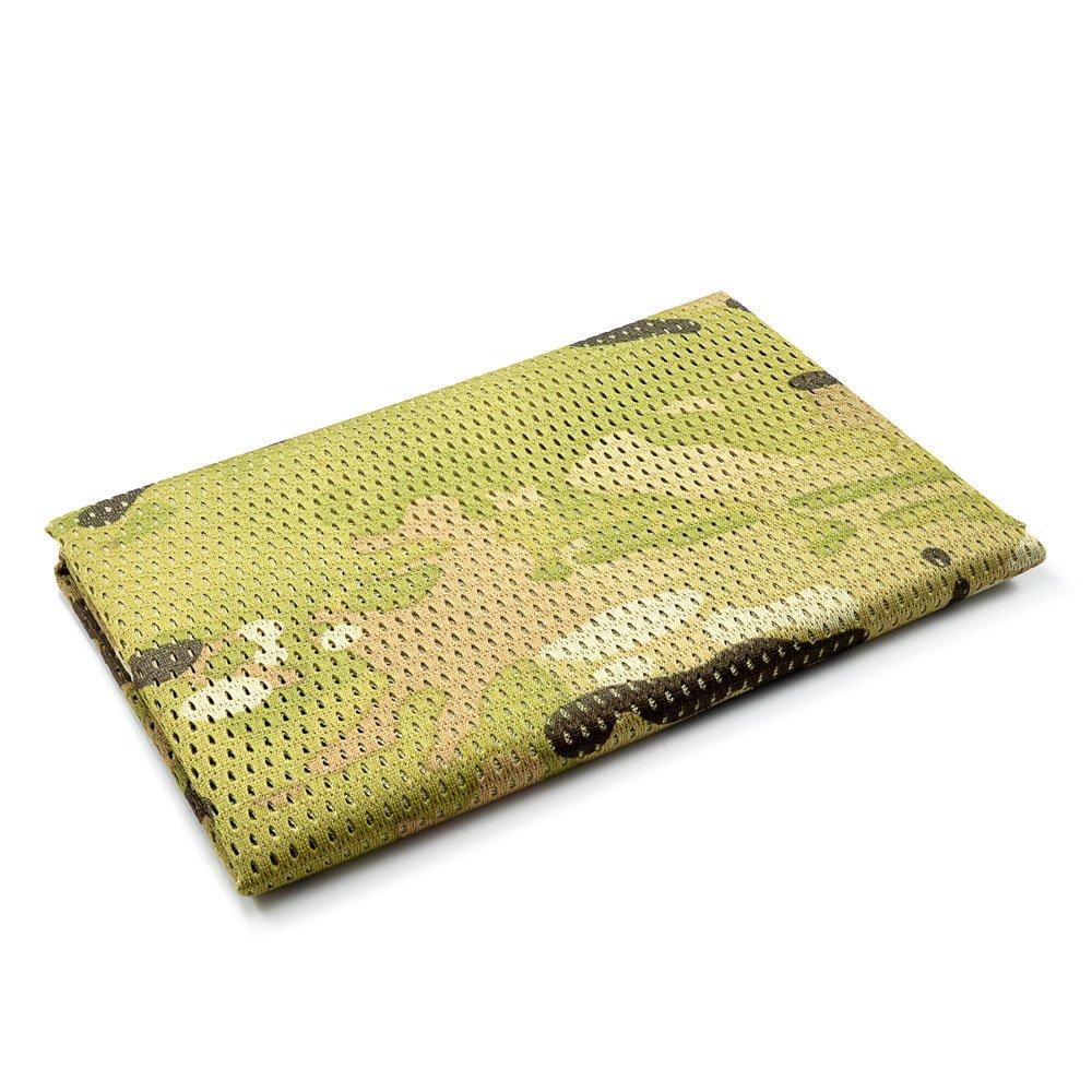Decke sehr atmungsaktiv Halstuch Stirnband Abdeckung Marke Kopftuch Tarnschal Ganzoo Outdoor Camouflage Schal Tuch