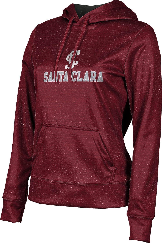 Heather School Spirit Sweatshirt ProSphere Santa Clara University Girls Pullover Hoodie