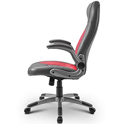 Magnificent Amazon Com Office Chair Back Executive Swivel Chair Best Caraccident5 Cool Chair Designs And Ideas Caraccident5Info