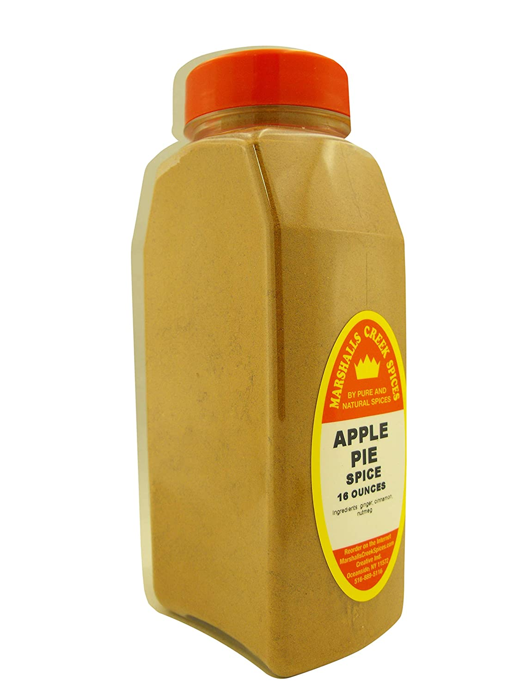 Marshall's Creek Spices Marshalls Creek Spice Co. Apple Pie Spice, X-Large, 16 Oz