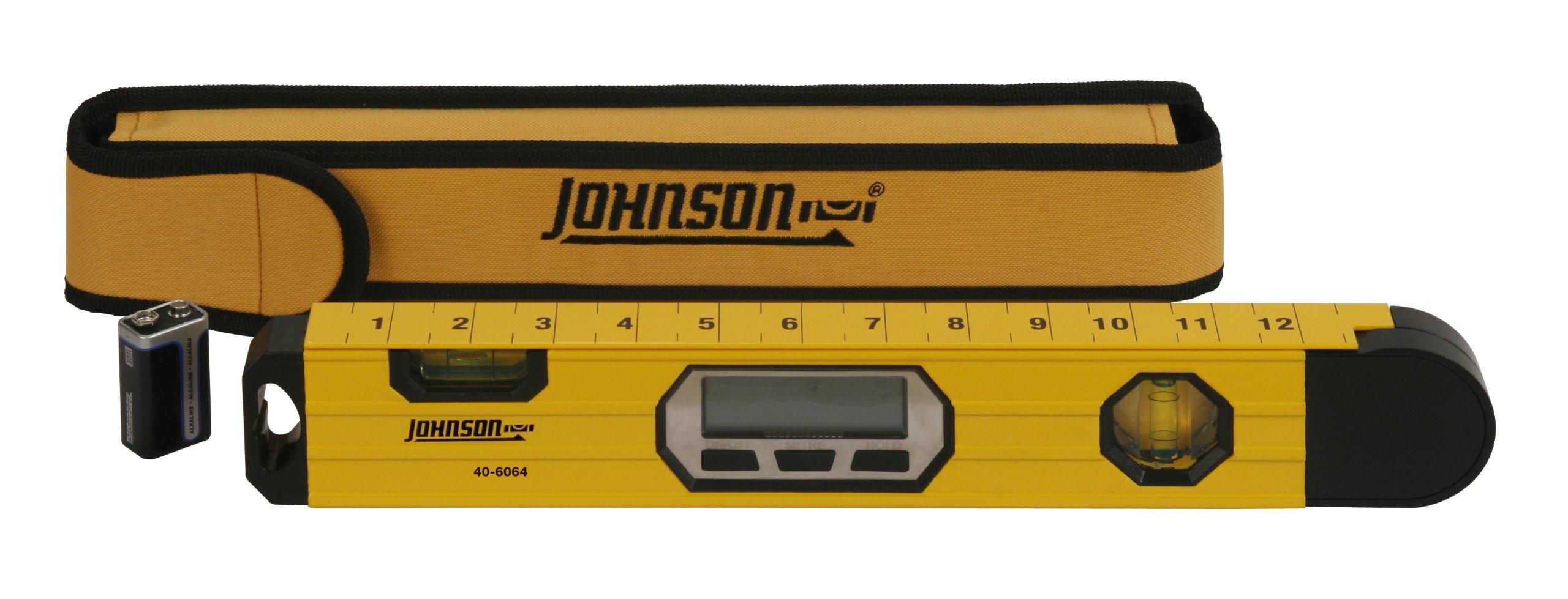 Johnson Level and Tool 40-6064 Digital Angle Locator