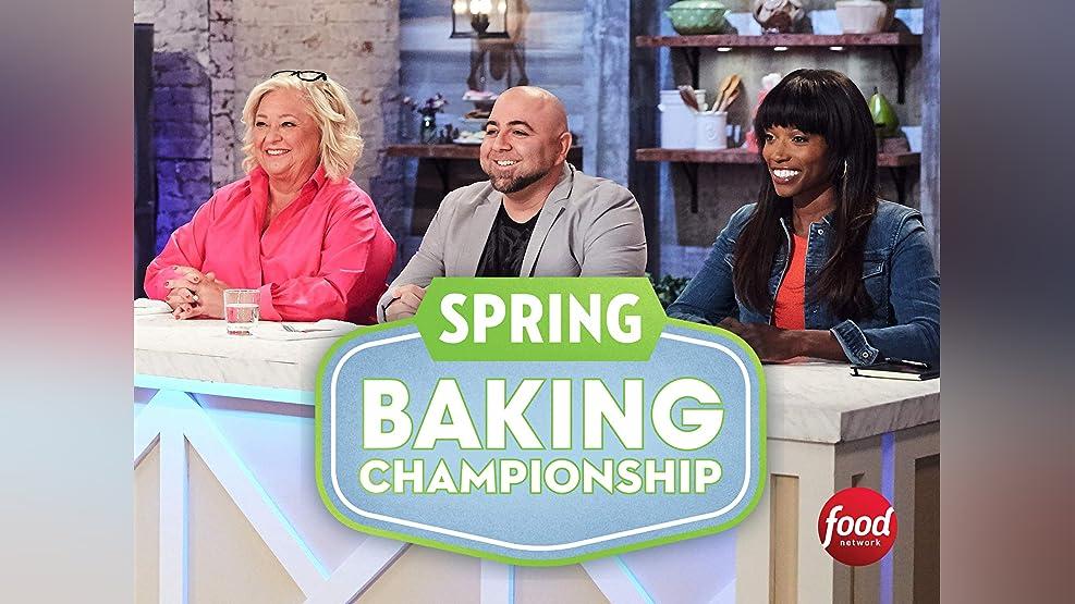 Spring Baking Championship - Season 4