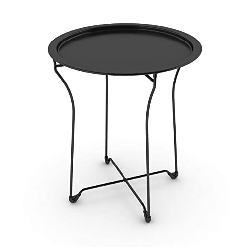 Atlantic urbSPACE Metal Side Table
