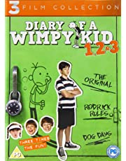 Diary Of A Wimpy Kid 1-3 [2017]