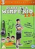 Diary Of A Wimpy Kid 1-3 (3 Dvd) [Edizione: Regno Unito] [Reino Unido]