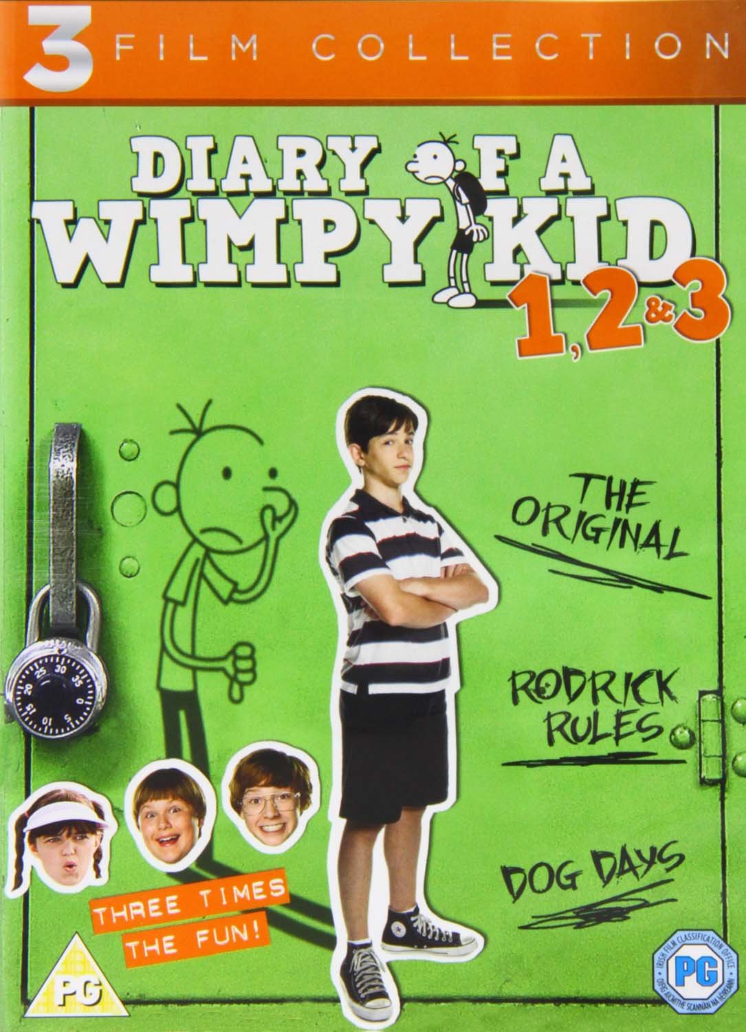 Diary Of A Wimpy Kid Dog Days Steve Zahn
