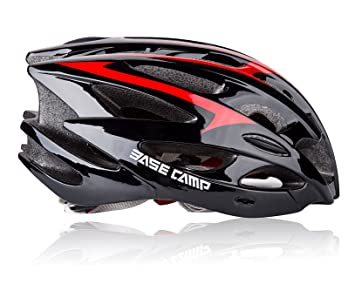 Amazon.com: Basecamp Casco de bicicleta especializado y ...