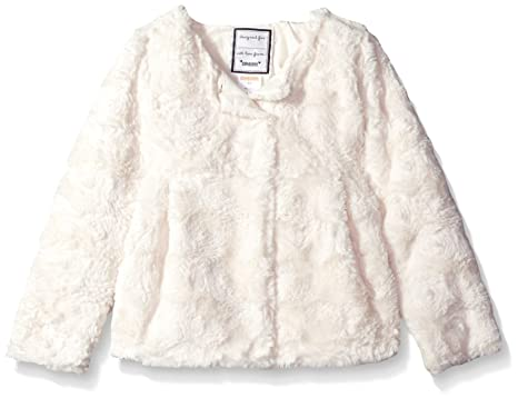 dfa0479567aa9 Amazon.com  Gymboree Girls  Toddler Faux-Fur Jacket  Clothing