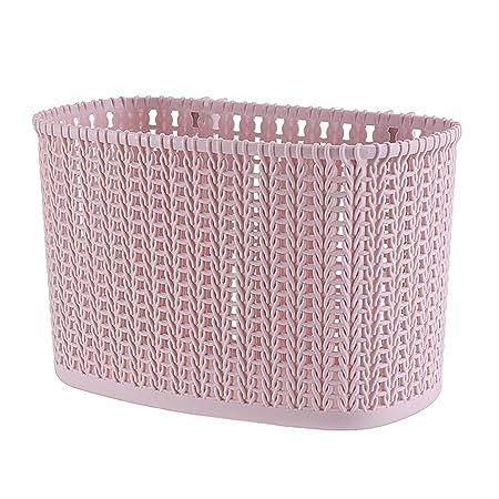 Kdsanso Kuchenregal Kunststoff Rattan Aufbewahrungsbox Container