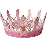 COURONNE PRINCESSE LARGE EN MOUSSE -25107