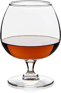 Libbey Craft Spirits Cognac Glasses, Set of 4