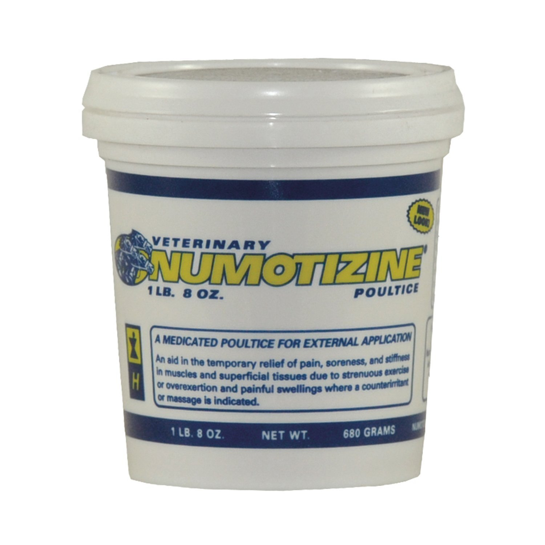 Hobart Numotizine Medicated Poultice Relief Pain Farm Horse Care Equipment 24oz