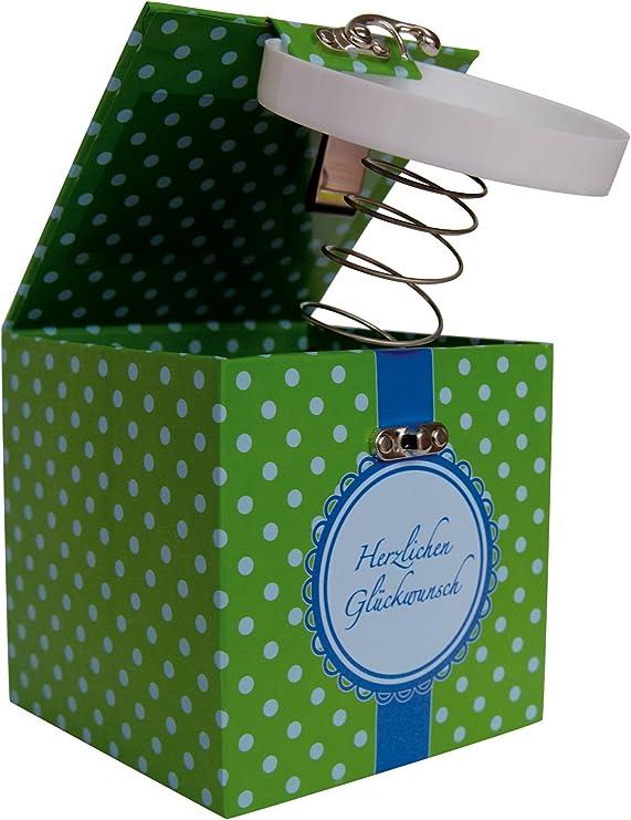 Trend Import 10531100 Jack in The Box - Caja Sorpresa con Muelle ...