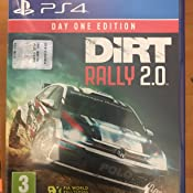 Dirt Rally 2.0 Day One Edition: Amazon.es: Videojuegos