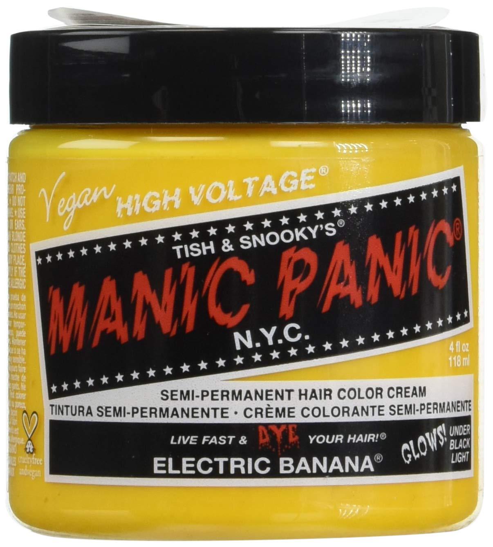 Amazon Manic Panic Semi Permanent Color Cream Electric Lizard