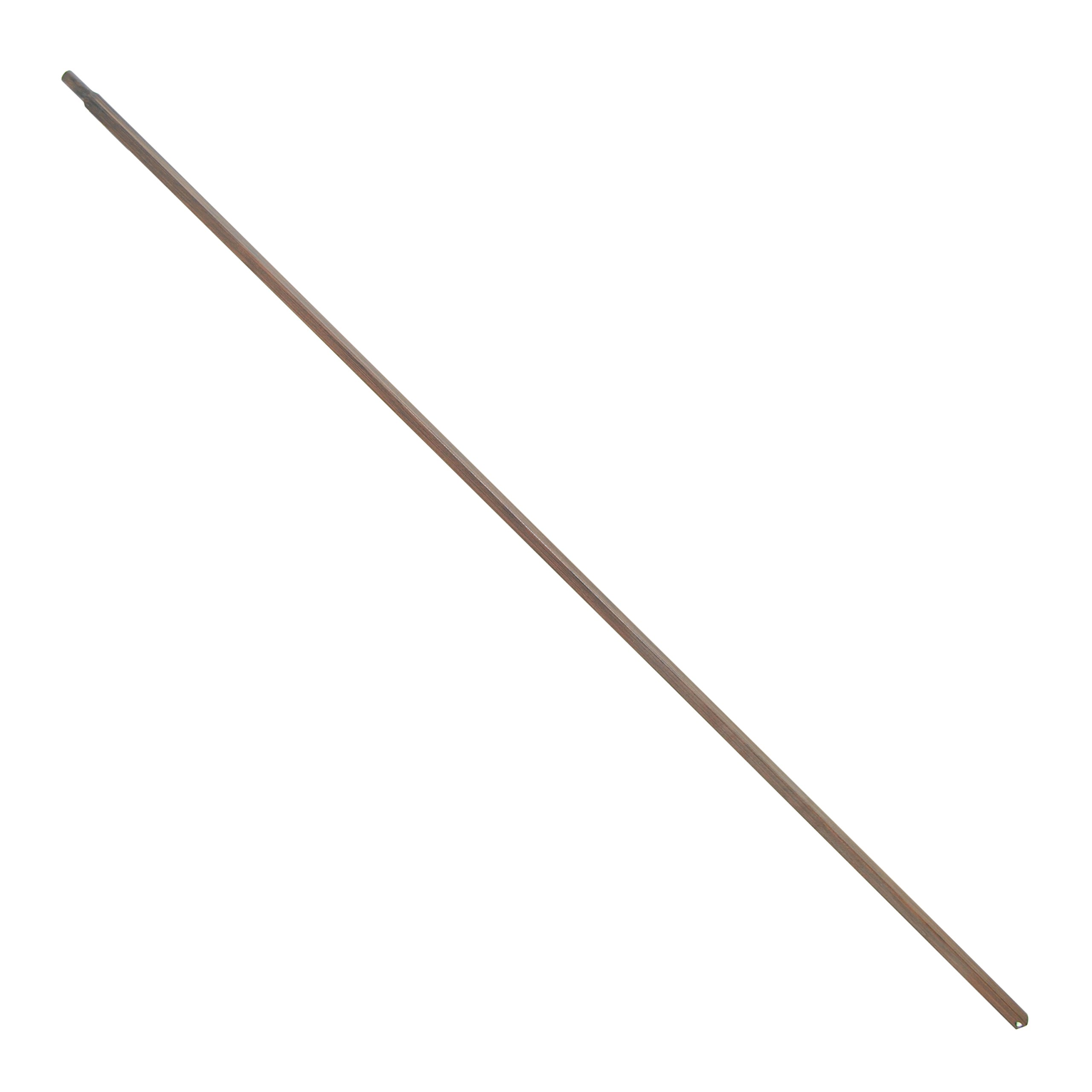 ALEKO BSTR100B Baluster Stair Spindle Supply Simple Square Design 1/2 Inch Oil Rubbed Cast Iron Bronze Finished Lot of 10