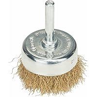 Escova de Aço 50X0.2 mm, Bosch 2608622008-000, Cinza/Dourado