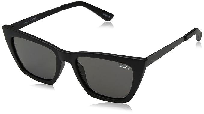 Amazon.com: Quay Dont @ Me - Gafas de sol para mujer: Quay ...