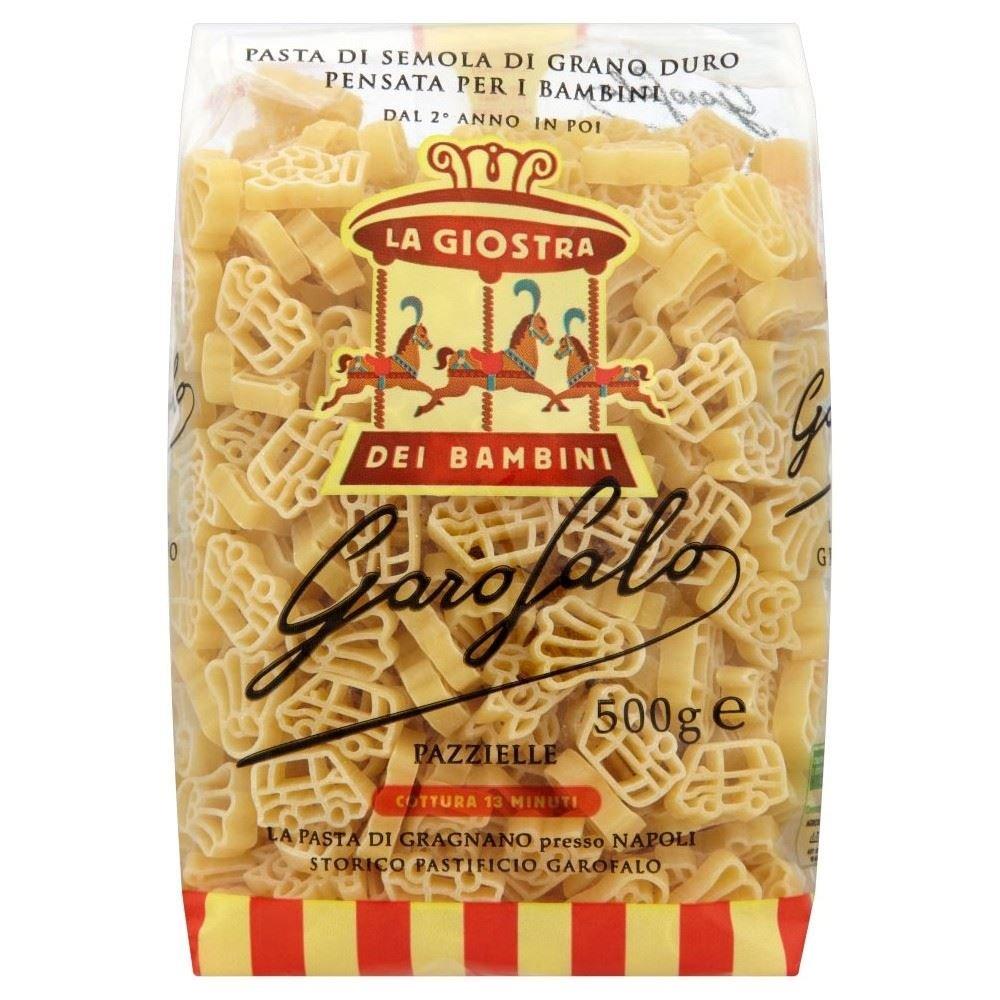 Garofalo Organic Pazzielle Pasta (500g) - Pack of 2