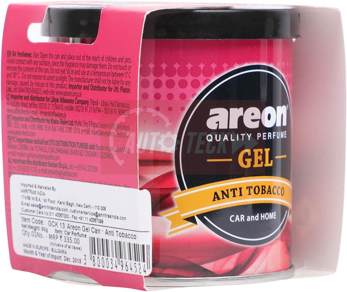 Amazon.es: Ambientador Areon Gel Can antitabaco