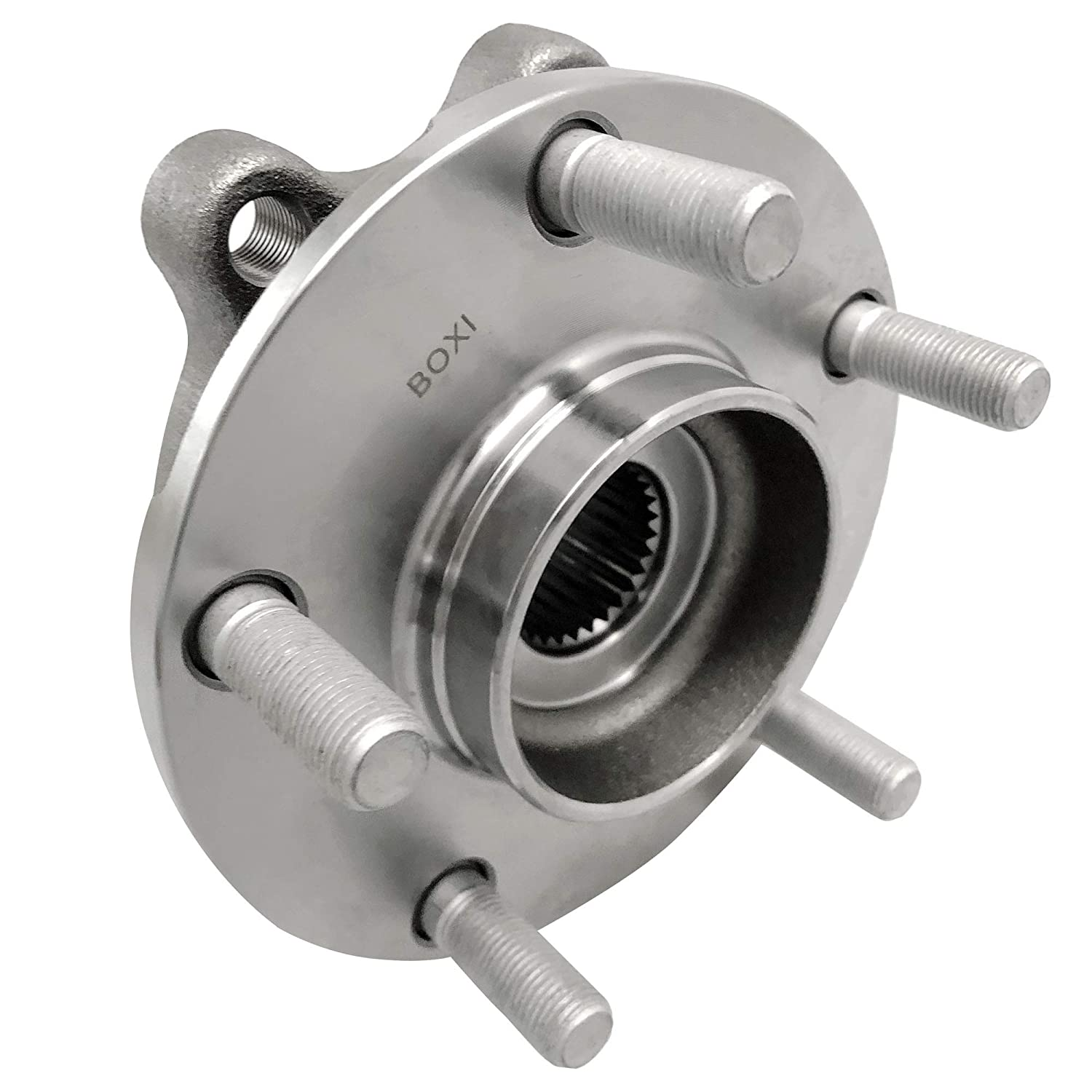 BOXI Front Left or Right Wheel Hub and Bearing Assembly for Nissan Altima 2007-2012 FITS 2.5L 4-Cylinder MODELS ONLY 513294