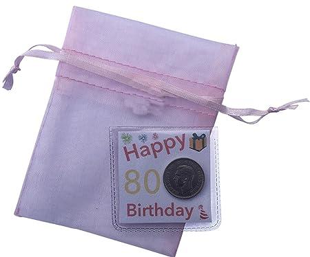 Happy 80th Birthday Gift