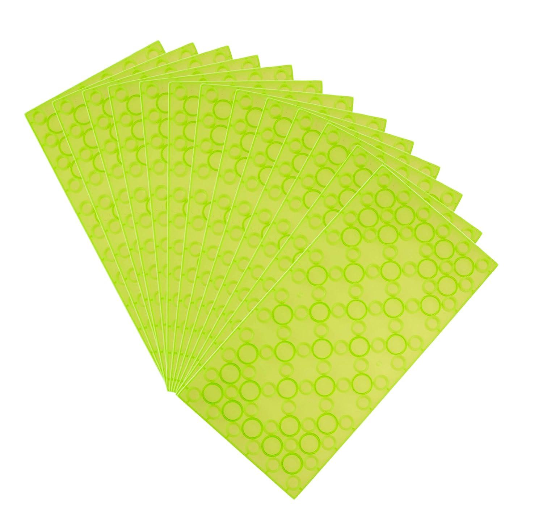 低価格で大人気の Lot de 12 - plaques de base Big - les Briks - de qualité - pour grosses briques/avec gros tenons - compatible avec les plus grandes marques - 19 x 9,5 cm - bleu B01FGAWO9S 20 - Clear Green 20 - Clear Green, 大成町:e328de57 --- arianechie.dominiotemporario.com