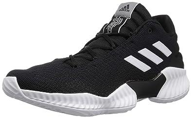9de38fb90904 adidas Men s Pro Bounce 2018 Low Basketball Shoe