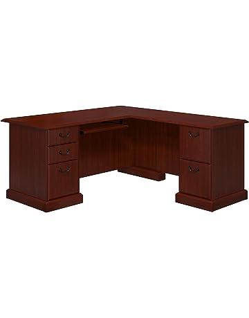 White office credenza Lockable Kathy Ireland Office By Bush Furniture Bennington Desk Amazoncom Office Credenzas Amazoncom Office Furniture Lighting Desks