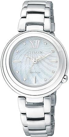 448a70ebcc Amazon | [シチズン]CITIZEN 腕時計 CITIZEN L エコ・ドライブ EM0338 ...
