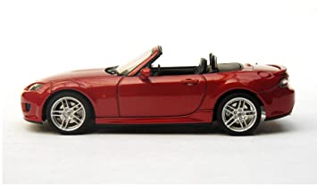 Mazda Mx5 Mazdaspeed Diecast Model Car Toys Games