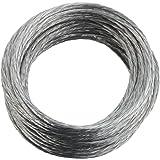 National Hardware N260-315 V2565 Medium-Duty Braided Wire in Galvanized