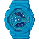 G-Shock GMAS-110VC Bright Vivid Series - Blue / One Size