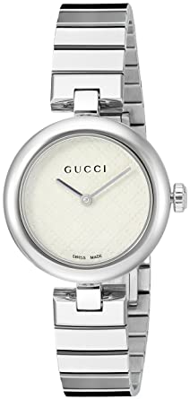 c443c01c48a Buy GUCCI YA141502 Online at Low Prices in India - Amazon.in