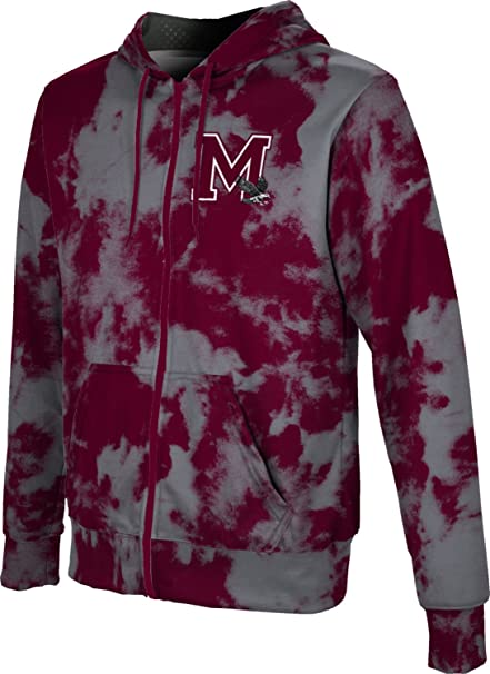 School Spirit Sweatshirt ProSphere University of Maryland Eastern Shore Girls Pullover Hoodie Grunge