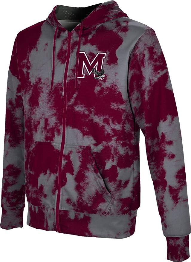 School Spirit Sweatshirt Grunge ProSphere Eastern Illinois University Mens Pullover Hoodie