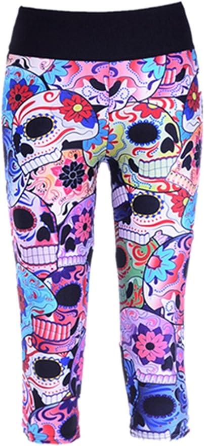 Acheter legging tete de mort online 14