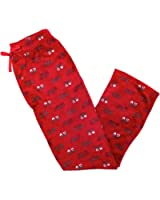 Basic Outfitters Santa Hat Fleece Pants