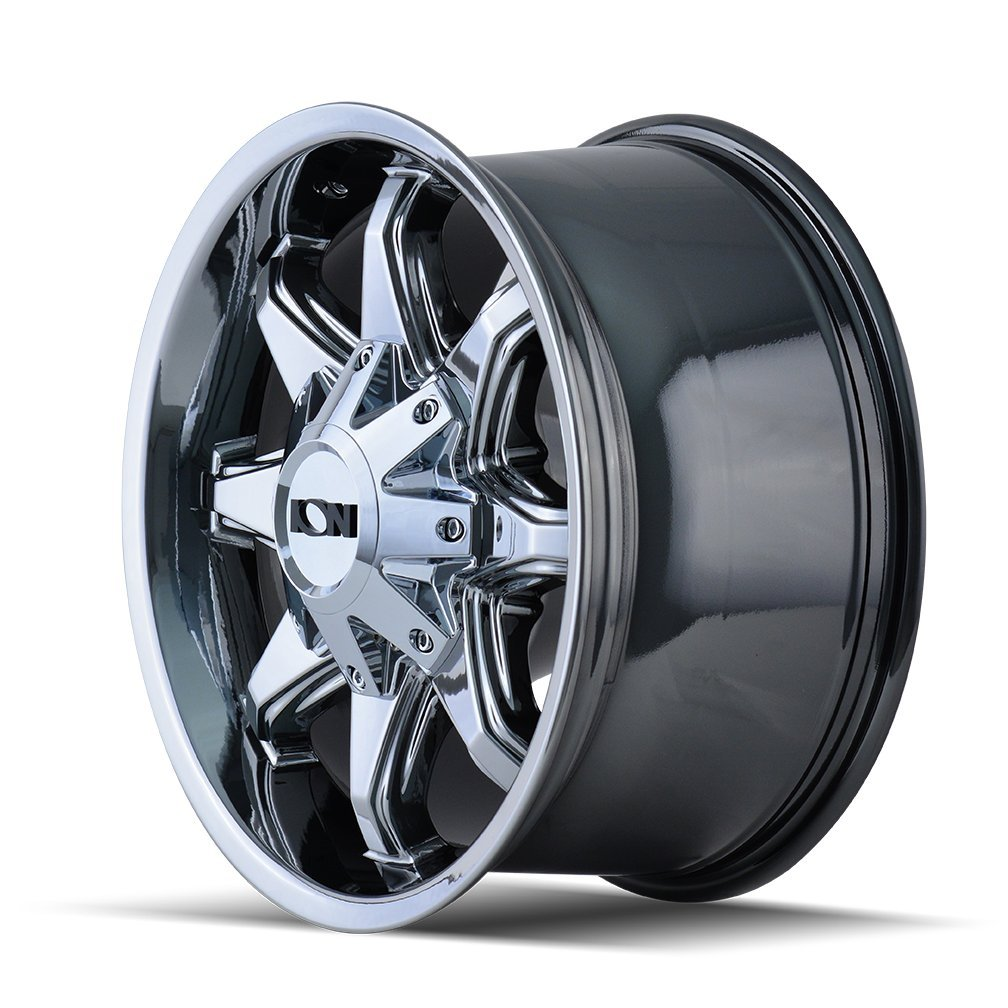 Ion Alloy Style 181 Wheel with PVD Finish (20x9''/8x180mm) by Ion Alloy (Image #3)