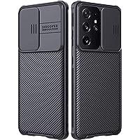 Wefor Funda para Samsung Galaxy S21 Ultra (2021), CamShield Pro Series con Funda para cámara Deslizante, Funda…