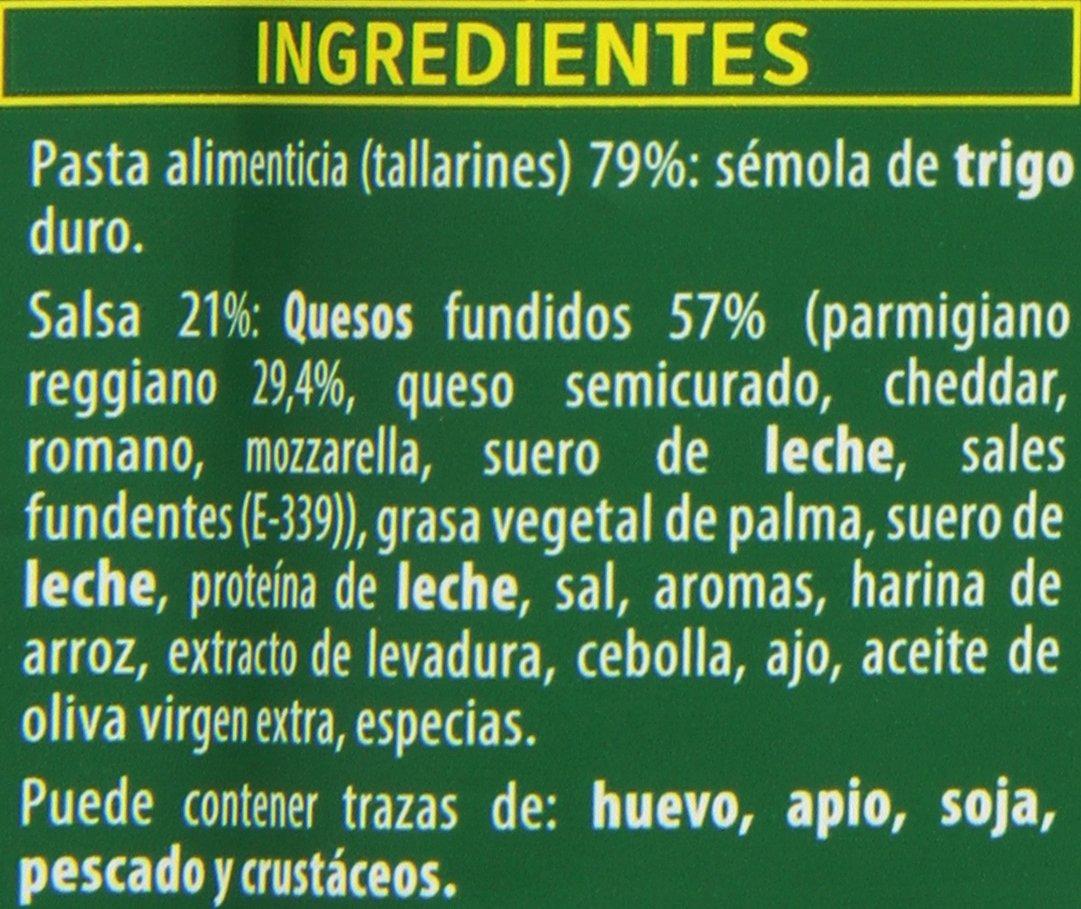 Gallina Blanca Tallarines a La Parmesana - 143 g: Amazon.es: Amazon Pantry