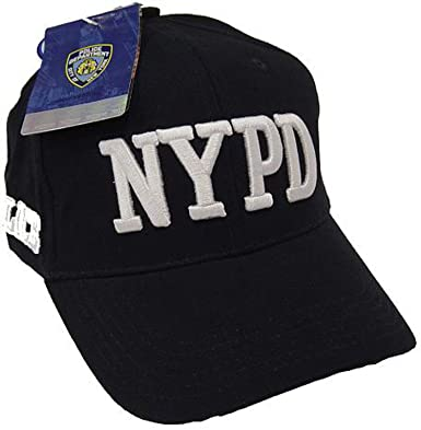 baseball cap hat officially licensed the new york city police department nypd uk hatzolah