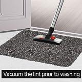 """Indoor Doormat Super Absorbs Mud 28""""x18"""" Latex"""