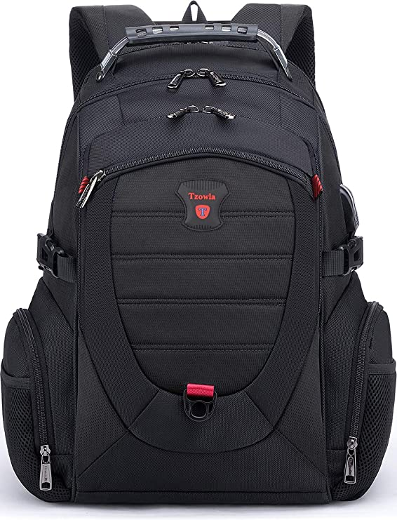 Anti-Theft Water Resistant Business Luggage with TSA Lock&USB Charging Port